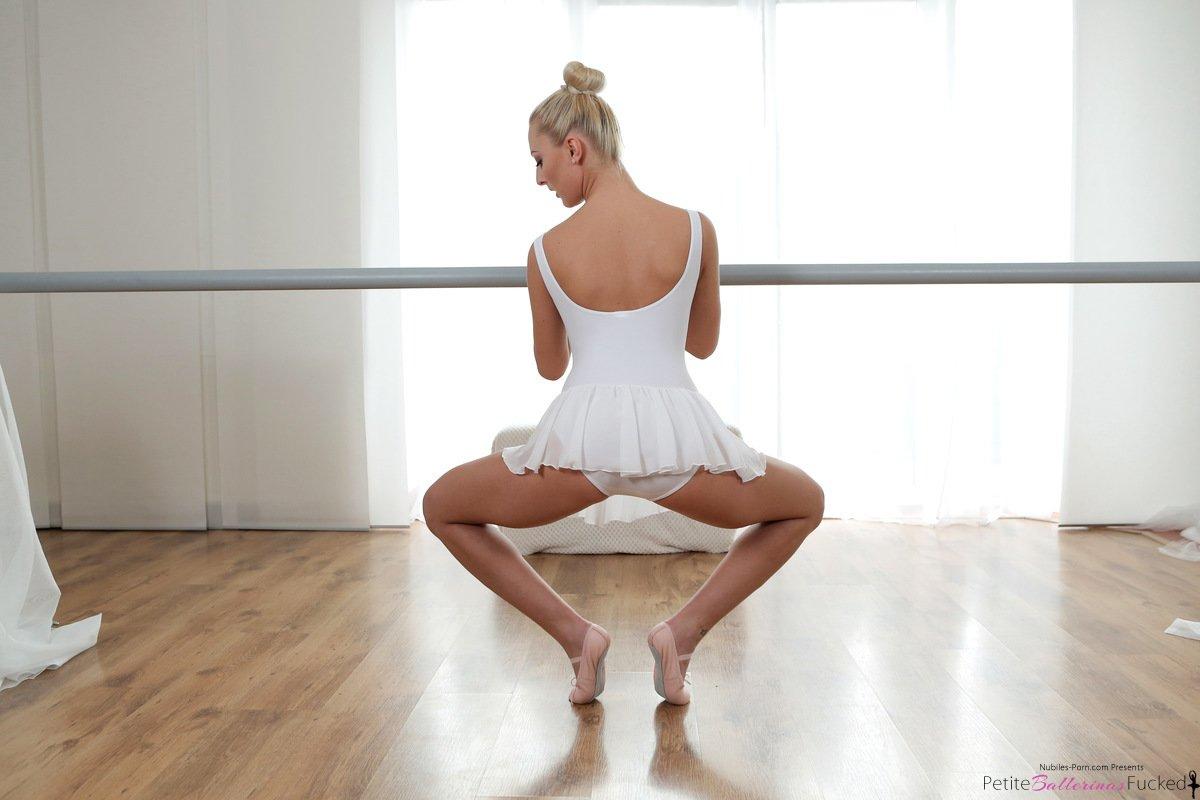 секс с балеринами и гимнастками