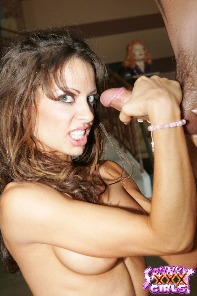 Teen girl changing tampon