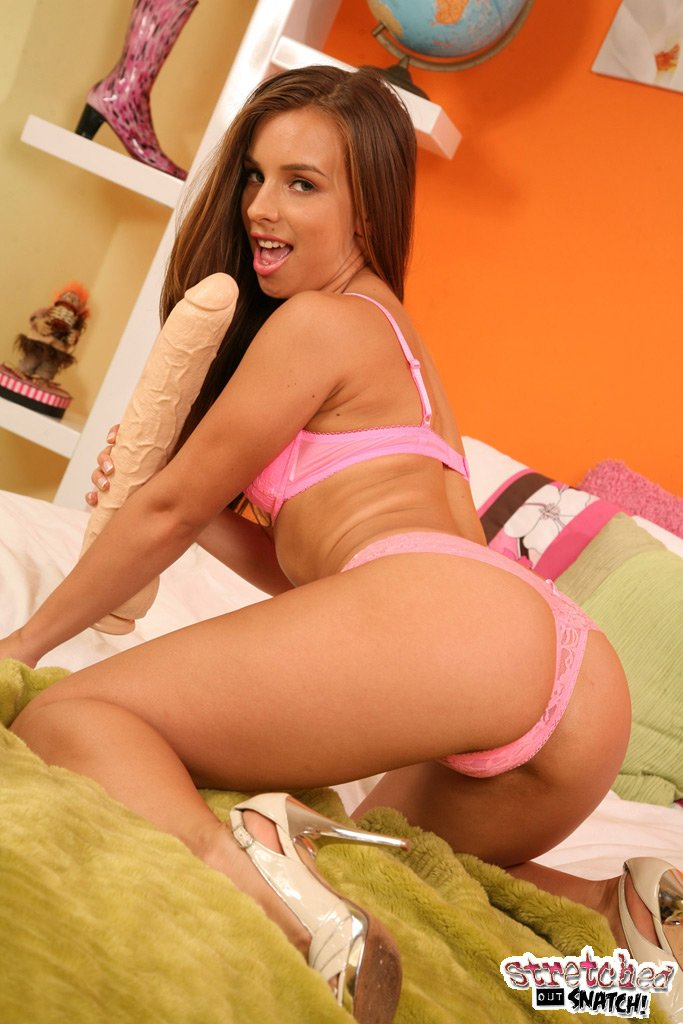 out Sophia sutra snatch stretched